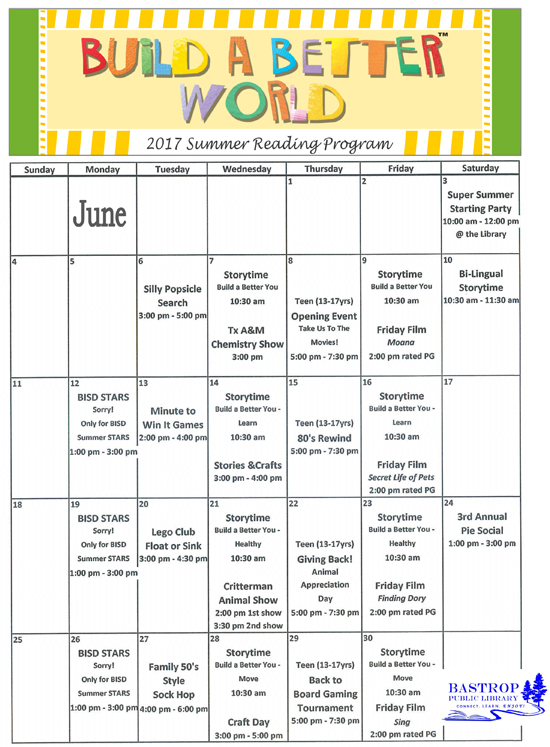 http://www.bastroplibrary.org/site-assets/files/june-calendar-2017.pdf