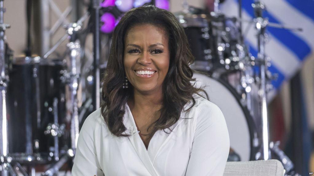 La exprimera dama de EEUU compartirá escenario con la presentadora Oprah Winfrey / AP
