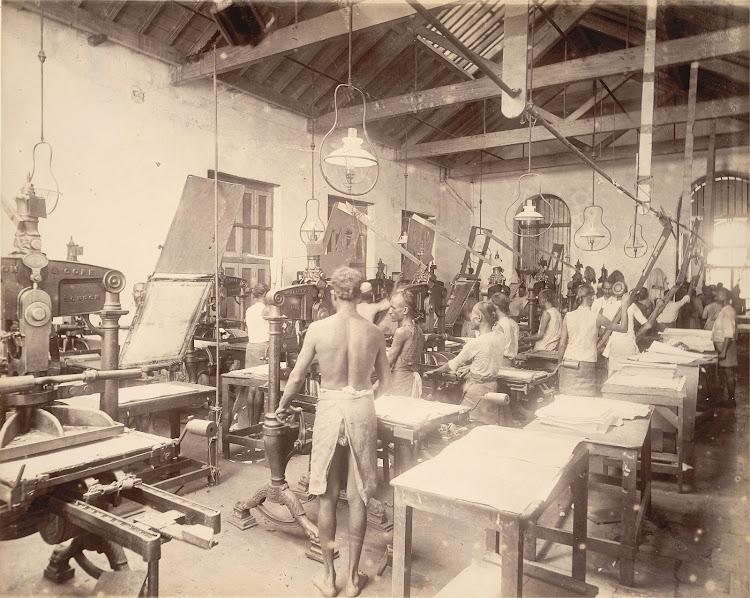 Press room