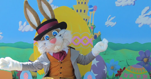 Carowind's Easter Eggstravaganza - A Fun Easter Destination For Family on Staycation
