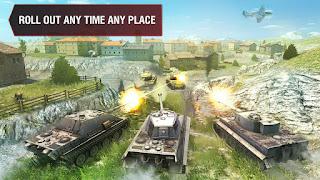 World of Tanks Blitz v3.10.0.154 Full Games Laga Mod Apk for Android