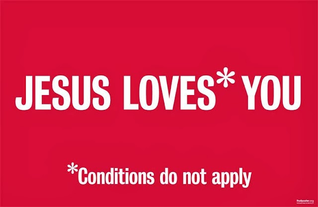 Valentine's Day Jesus Loves You