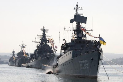 Ukraine celebrated the Day of the Navy