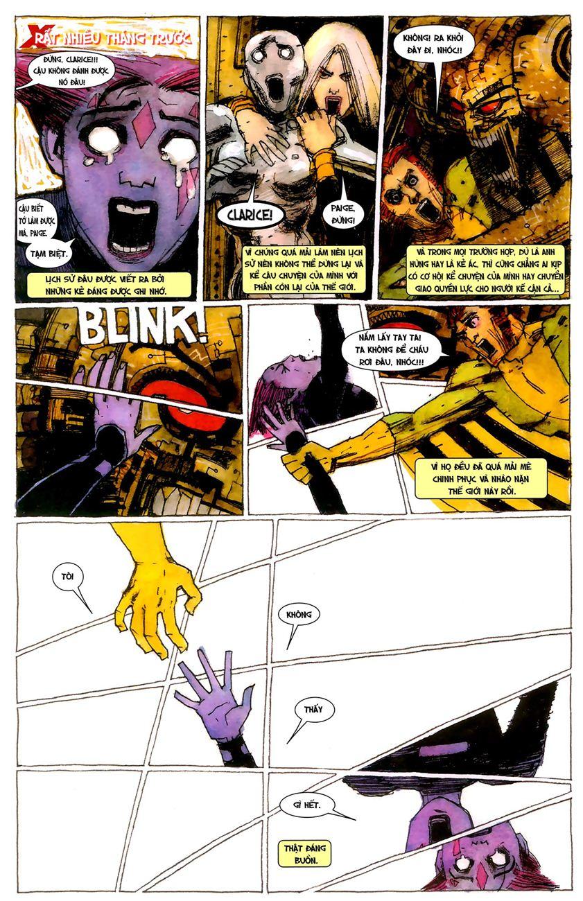 X-Men Necrosha chap 5 trang 12