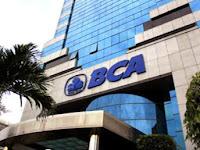 PT Bank Central Asia Tbk - Recruitment For Fresh Graduate Credit Admin Staff BCA September 2018
