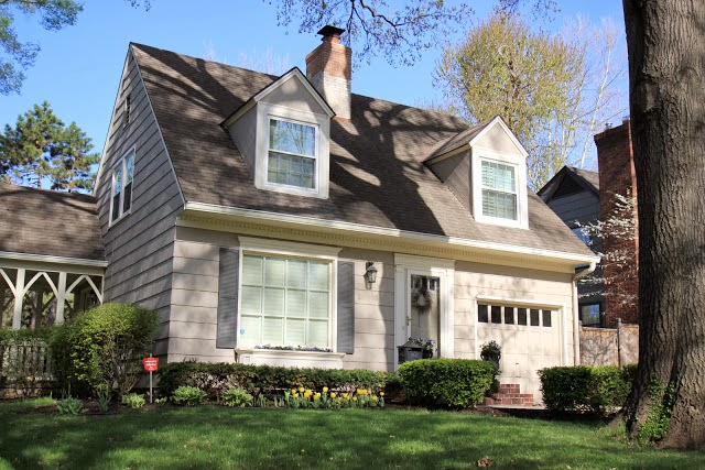 Jenny Steffens Hobick New Addition House Plans Cape Cod Style Home