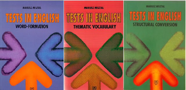 TESTS IN STRUCTURAL  ( Structural Conversion (with Keys) Word-Formation Thematic Vocabulary )