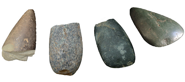Daily grind: The biography of a stone axe