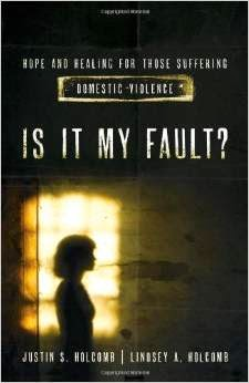 Is It My Fault?: Hope and Healing for Those Suffering Domestic Violence - imagine amazon.com