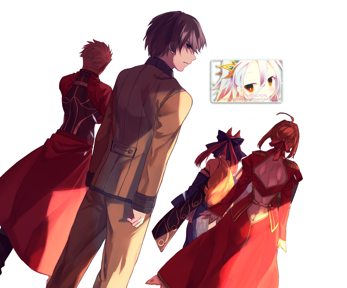 Render Fate Extra