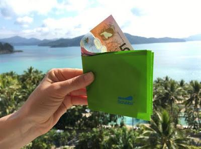 Scrubba Weightless Wallet