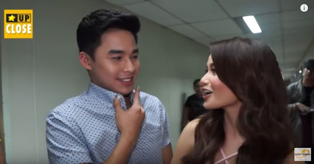Elisse Joson Reveals That McCoy De Leon Has the Biggest Crush On Angel Locsin!