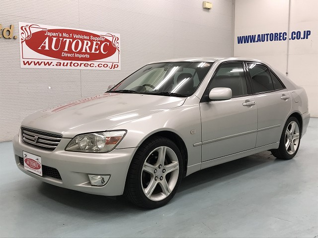 1999 Toyota Altezza AS200 Z Edition