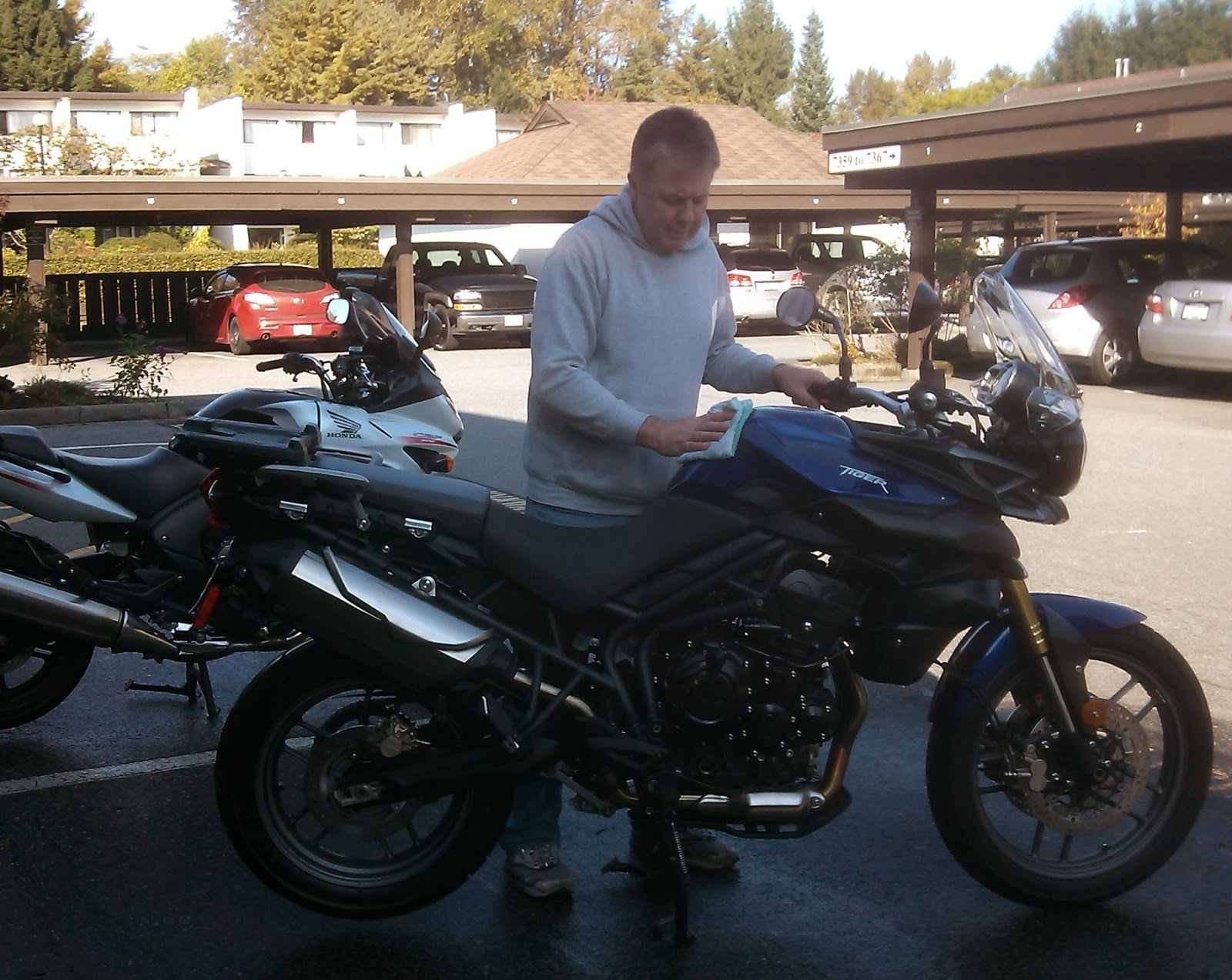 Motorcycle Risk Management Motorcycle Winterization And A