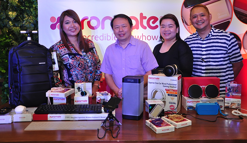 Promate Technologies Is Now In The Philippines