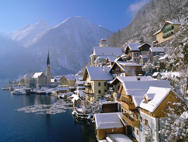 Hallstatt - Avusturya