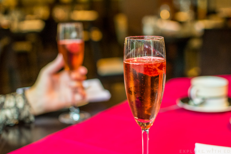 Mercier Champagne, Champagne Afternoon Tea at Park Plaza Cardiff