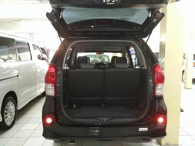 harga Toyota Avanza Veloz tahun 2012 bekas