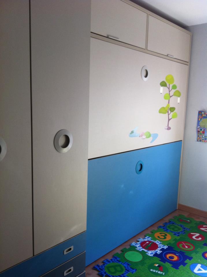 camas empotradas de pared
