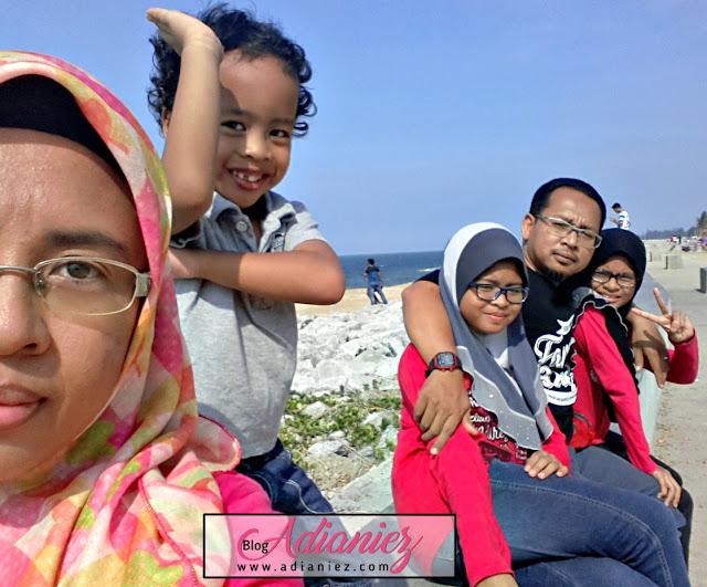 Throwback Holiday Ke Pantai Cahaya Bulan, Kelantan