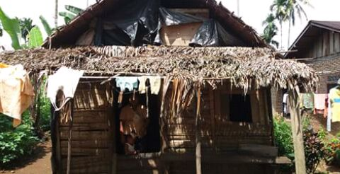 Miris di Kabupaten Pasbar Masih Ada Warga Hidup Sangat Memprihatinkan