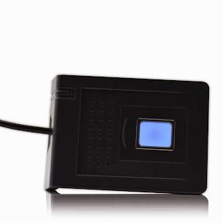 Sensor de huellas dactilares + lector RFID