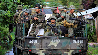 Battle of Marawi Battle Footage