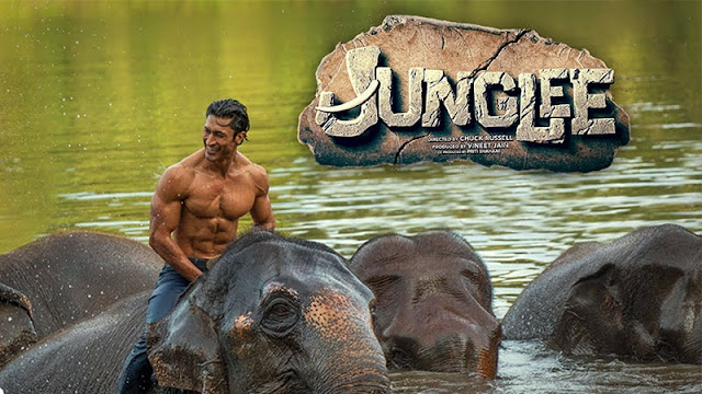 Junglee Trailer, The Animal Kingdom in This Action-Packed Movie 2019
