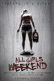 Watch All Girls Weekend (2016) movie free online