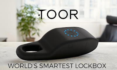 Toor Smart Lockbox