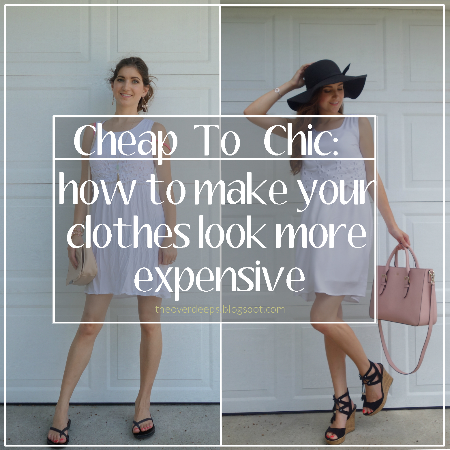 how to change your style of clothing on a budget