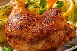 السعرات الحرارية فى الدجاج