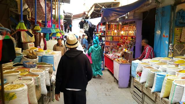 fes bazaar
