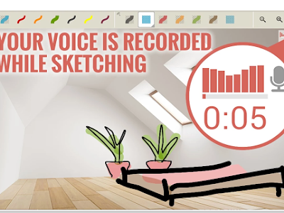 Clarisketch- Excellent Tool for Creating Annotated Videos and Sketches