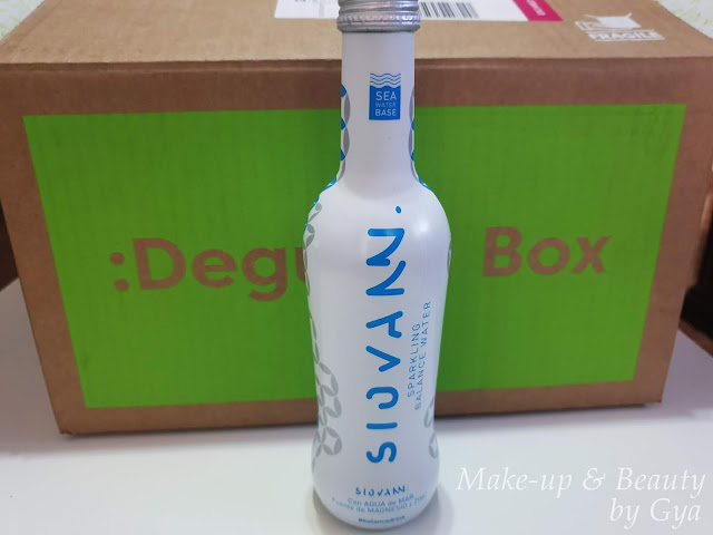 Bebida refrescante Siovann Degustabox Marzo ´19 - Mi última cajita
