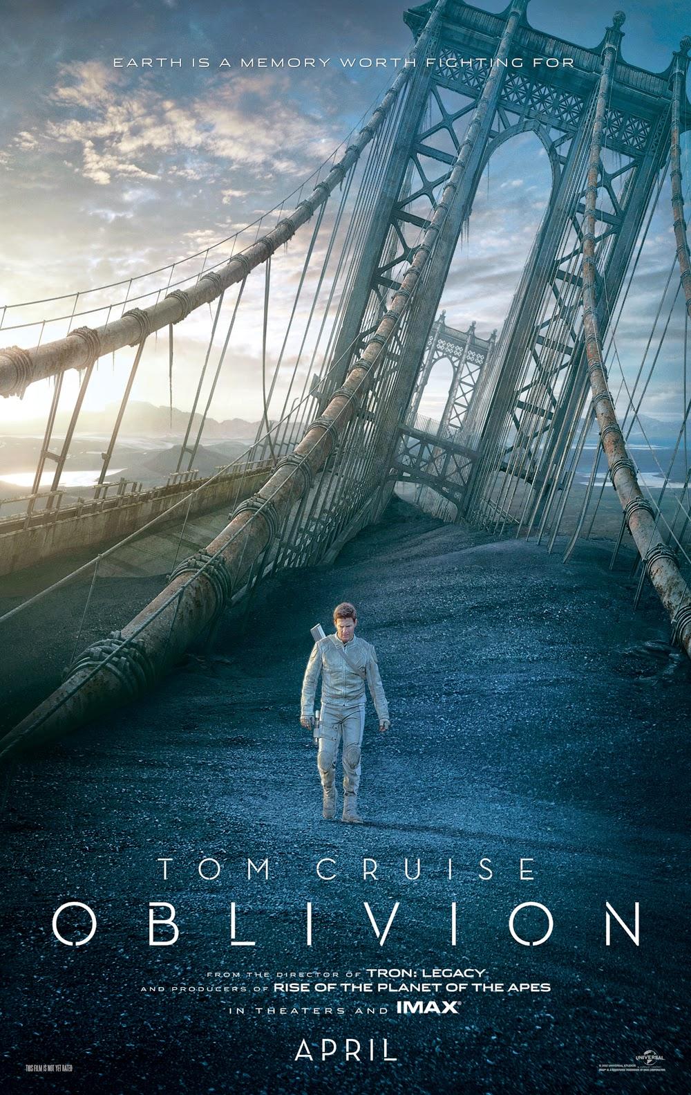 niepamięć recenzja filmu cruise