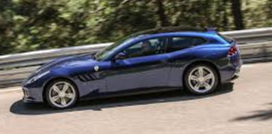 2018 Ferrari GTC4Lusso Review