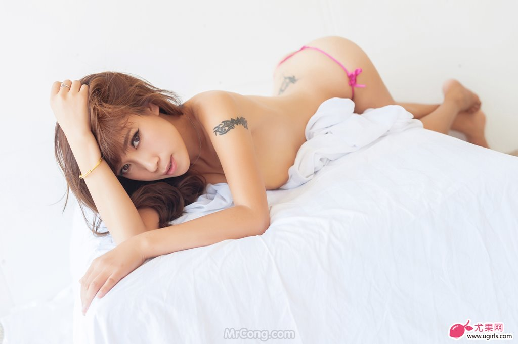 Image MrCong.com-UGIRLS-020-Tian-Yi-Yi-019 in post Người đẹp Tian Yi Yi (田依依) khoe ngực trần sexy trong bộ ảnh UGIRLS 020