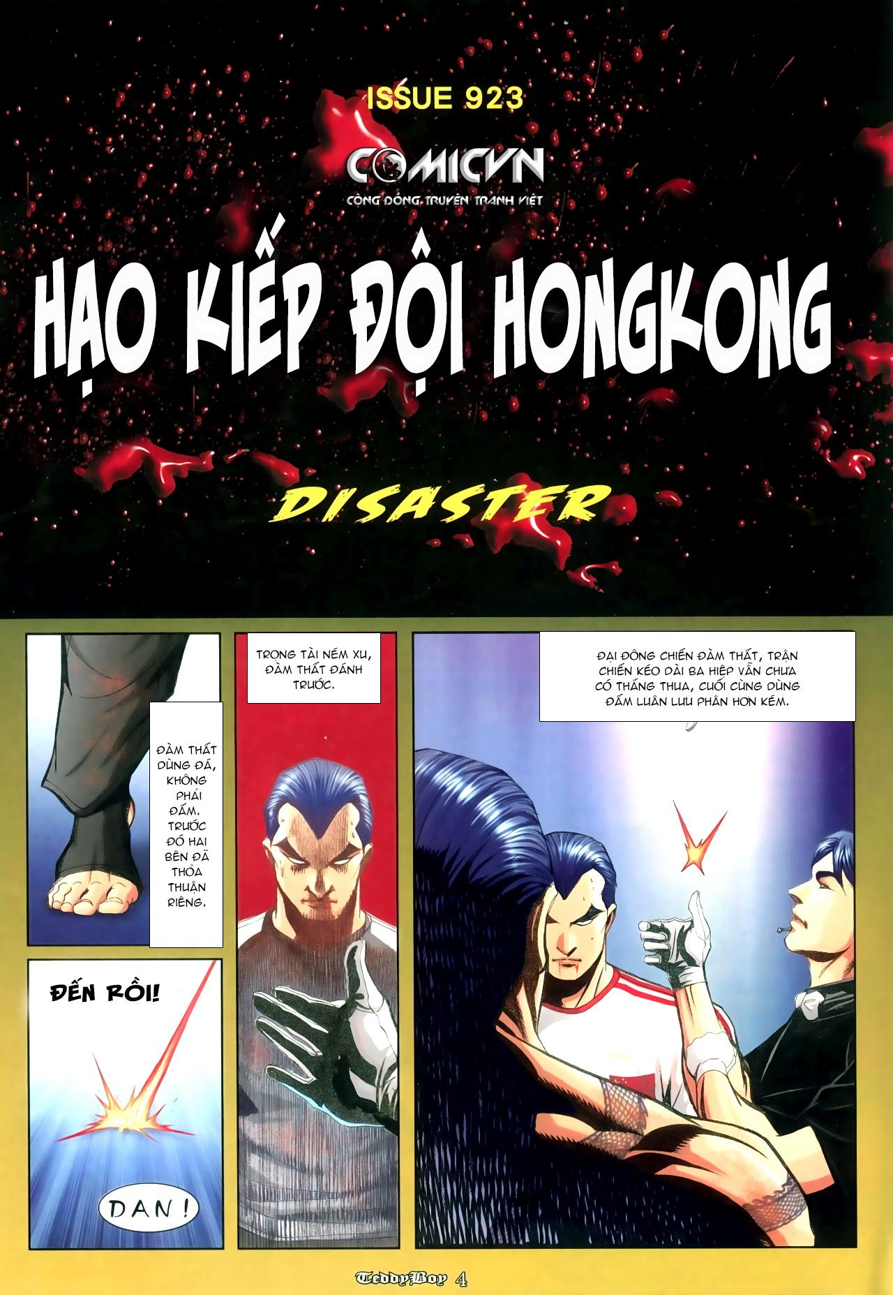 Người Trong Giang Hồ Chap 923 - Truyen.Chap.VN