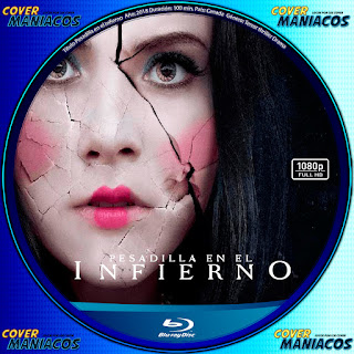GALLETA BLURAY - PESADILLA EN EL INFIERNO - GHOSTLAND - 2018