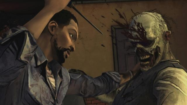The Walking Dead Season 1 PC Games Gameplay