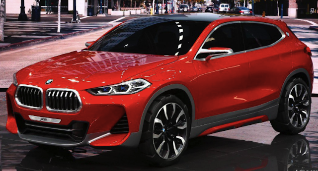 2016 Bmw X2 Concept Review Design Release Date Price And Specs