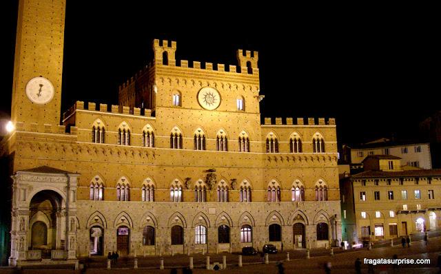 Palazzo Comunale,  Piazza del Campo, Siena
