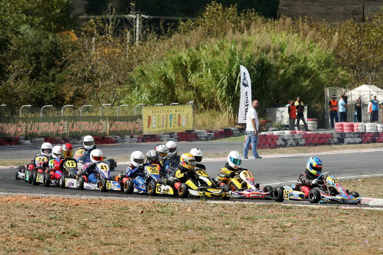 Το Πανελλήνιο Πρωτάθλημα Karting ολοκληρώθηκε με τον καλύτερο δυνατό τρόπο και αγώνες που χαρακτηρίστηκαν από έντονο συναγωνισμό και μάχες σε αθλητικά πλαίσια εντός της πίστας