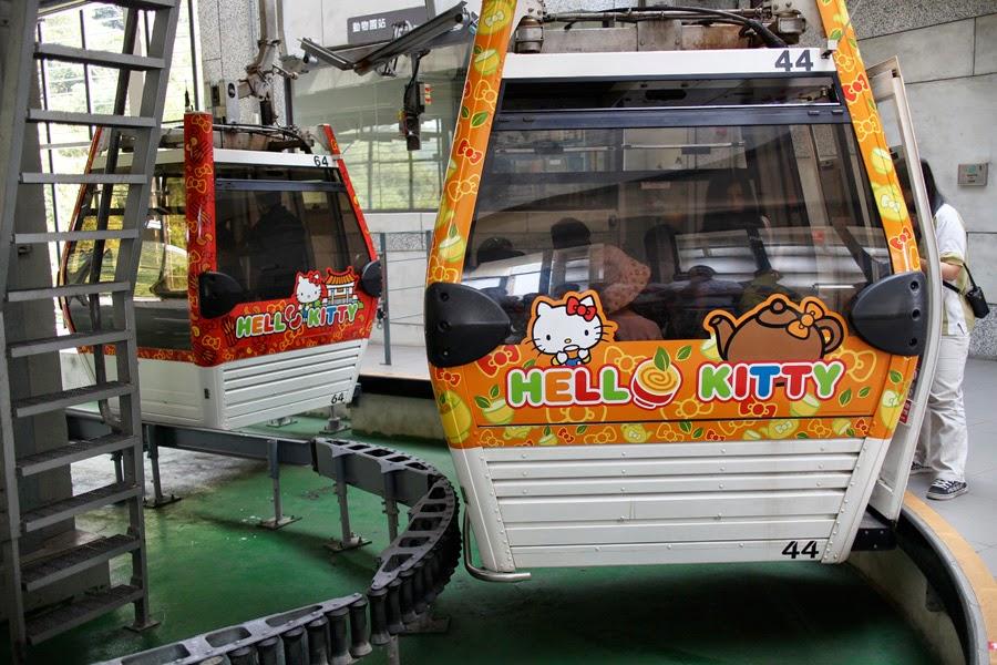 Maokong Taipei « The Gondola Project