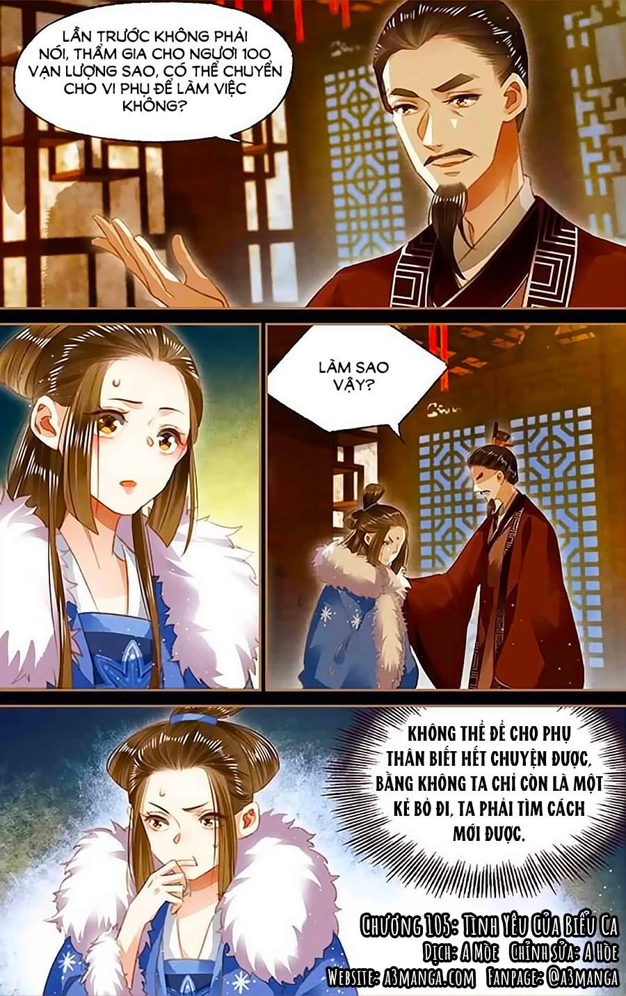 Thần Y Đích Nữ chap 105 - Trang 1