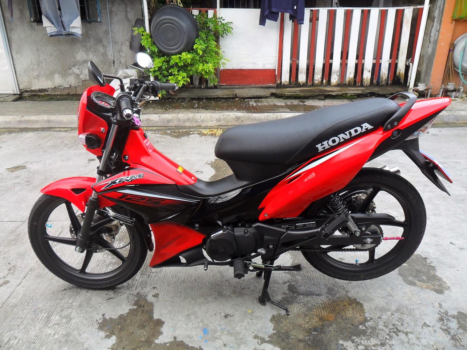 Honda motor xrm for South motors honda us1