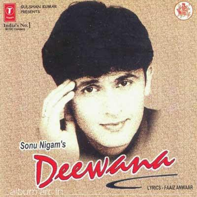 Deewana Tera Song Lyrics From Deewana