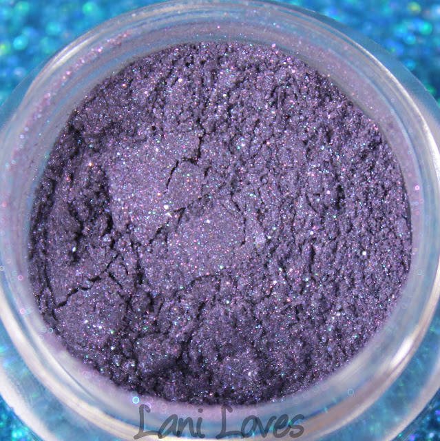 Notoriously Morbid Philosophy of Time Travel Eyeshadow Swatches & Review