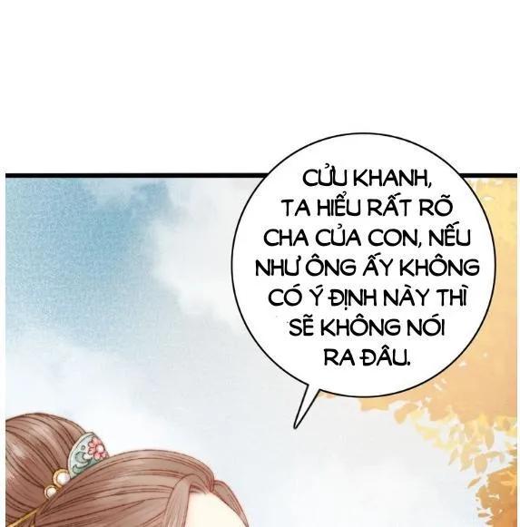 Nàng Phi Cửu Khanh - Thần Y Kiều Nữ chap 24 - Trang 36